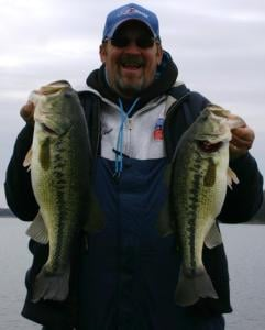 Bass Fishing with Branson Fishing Guide