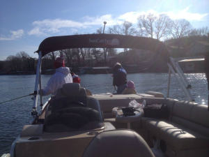 Branson Trout Fishing